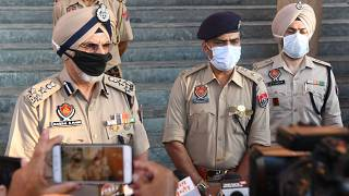 Punjab police give an update after dozens of people died from drinking tainted alcohol