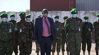 New commander takes over AU mission in Somalia
