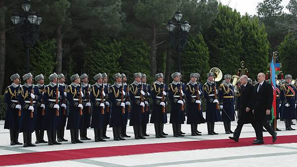 Azerbaijan - Turkey