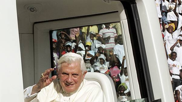 بابا الفاتيكان السابق بنديكتوس السادس عشر