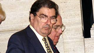 John Hume died in the early hours of Monday morning, his family have said