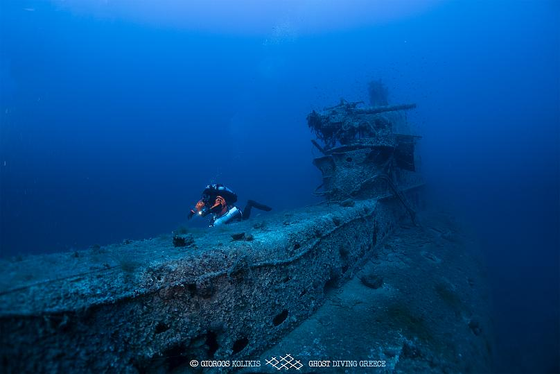 Ghost Diving