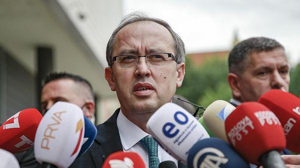Avdullah Hoti was elected Prime Minister of Kosovo on June 2020