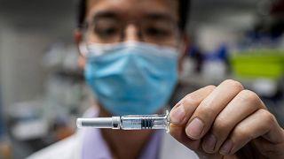 Covid-19 aşı çalışmaları