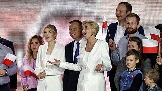 President Andrzej Duda,