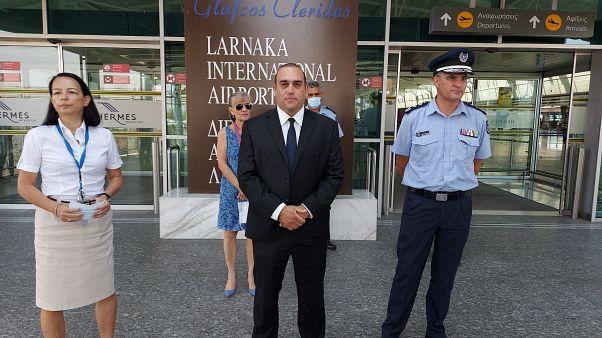 Κύπρος - COVID-19: Άμεσες βελτιώσεις στα αεροδρόμια για αποφυγή του συνωστισμού