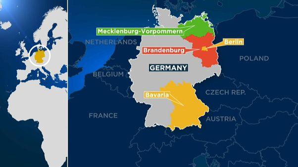 La mappa degli obblighi scolastici in Germania.