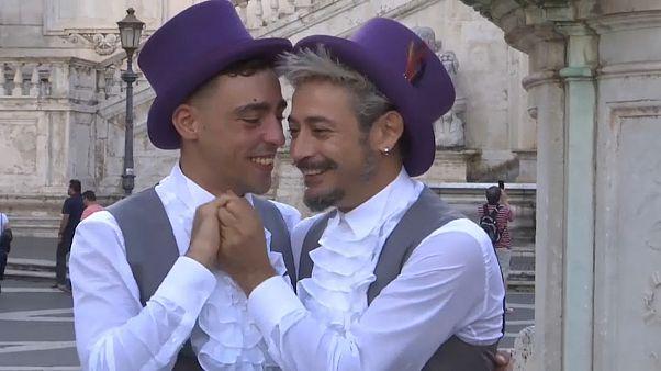 Matrimonio civile fra persone dello stesso sesso