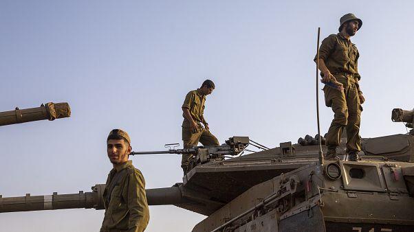 جنود من الجيش الإسرائيلي