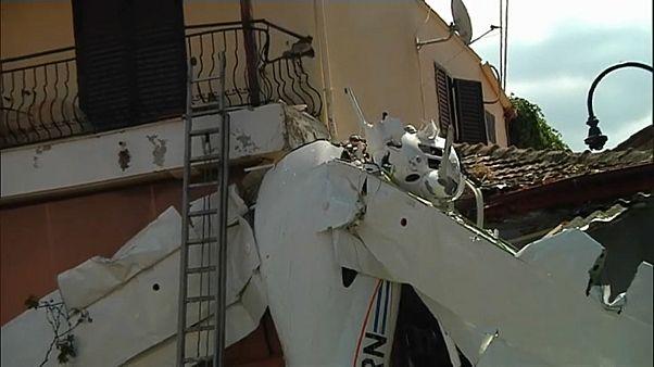 Flugzeugabsturz in Griechenland