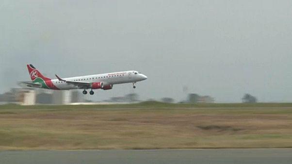 Los aeropuertos africanos comienzan la reapertura