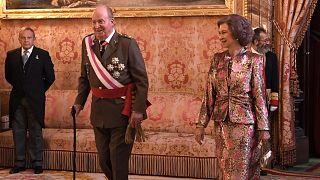 خوان کارلوس، پادشاه پیشین اسپانیا