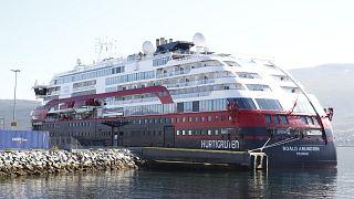 وقف الرحلات البحرية في النرويج