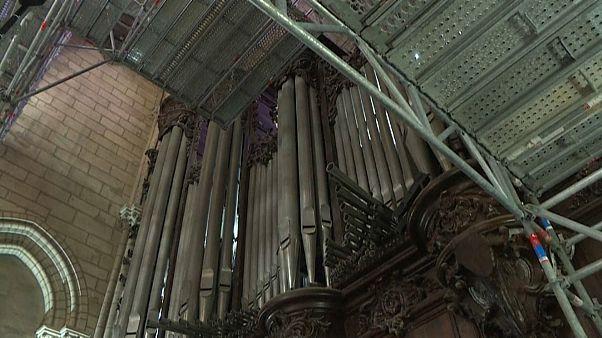 Die Orgel von Notre-Dame-de-Paris