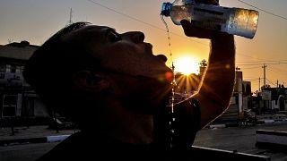 ارتفاع درجات الحرارة إلى مستويات قياسية هذا الصيف في العراق