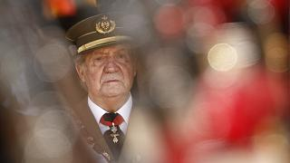 Foto de archivo del rey Juan Carlos I, en junio de 2014.
