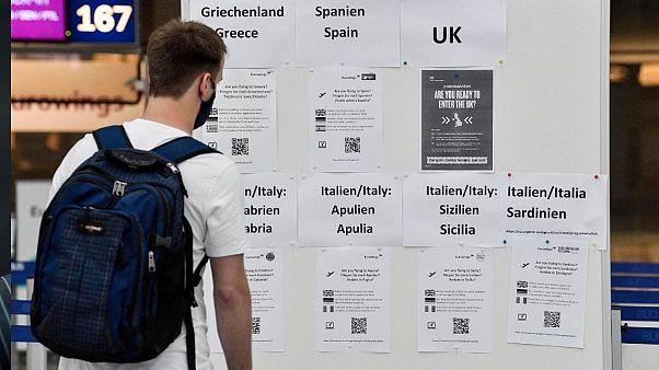 ایتالیا دارای یکی از بالاترین آمار مبتلایان به کرونا در اروپا است