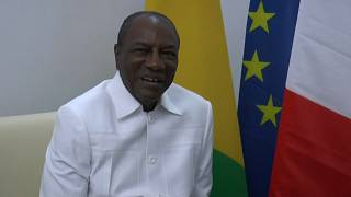 Guinean opposition alleges largescale corruption by President Alpha Condé