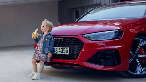 Audi's latest ad fuelled debate on Twitter