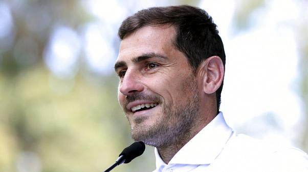 Iker Casillas, Torwart-Ikone von Real Madrid