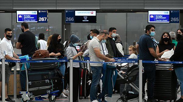 Almanya, Türkiye'de 4 il için seyahat uyarısını kaldırdı