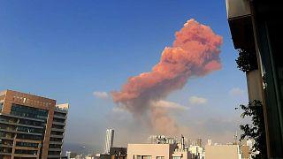 Deux très fortes explosions ravagent le port de Beyrouth : des morts et des milliers de blessés