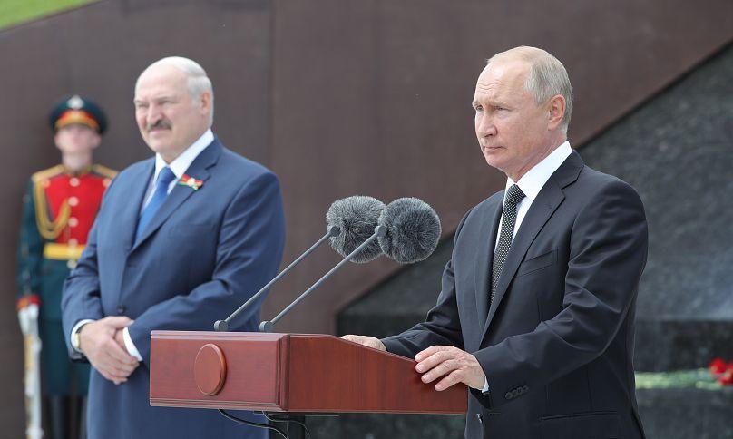I rapporti fra il bielorusso Lukashenko e il russo Putin si sono deteriorati