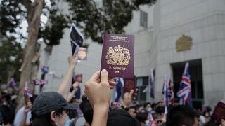 İngiltere pasaportu