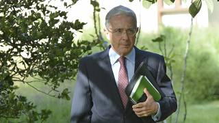 Ex presidente de Colombia Álvaro Uribe. 2028