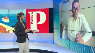 Entrevista com o Jornalista Paulo Pena, do Público