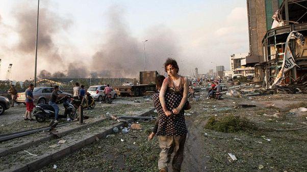 Más de 100 fallecidos en la explosión en el Líbano | Euronews