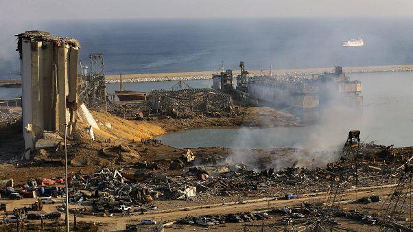 Hospitales saturados y hogares devastados tras la explosión que ha sacudido Beirut