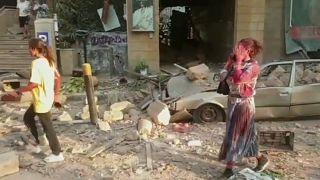 Massive Beirut explosion kills more than 70, hurts thousands