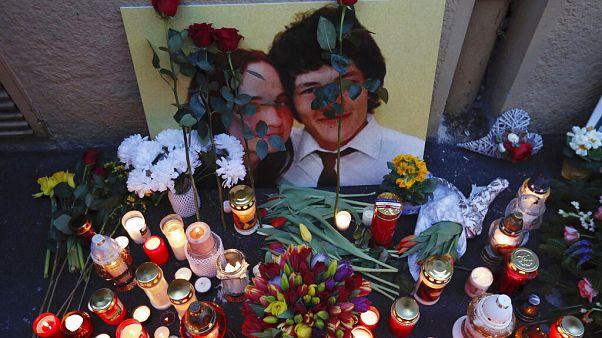 A Kuciak-gyilkosság évfordulóján