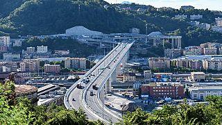 """Ponte """"Genova-San Giorgio"""""""