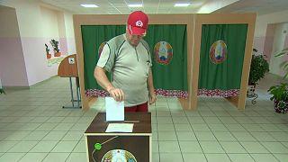 Präsidentschaftswahl in Belarus