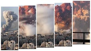 حادثه انفجار بیروت