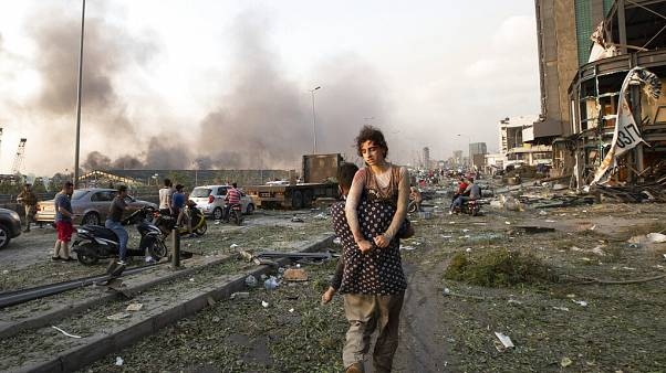 Dozens of people have been killed, thousands wounded, and many left homeless