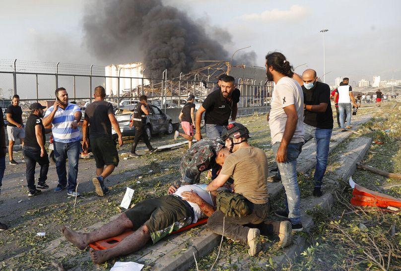 Hussein Malla/AP