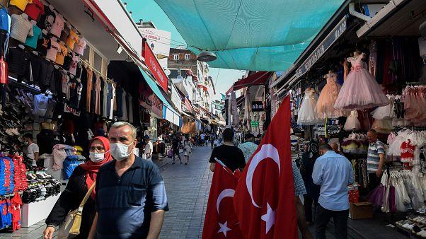 Turkey virus outbreak