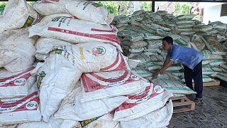 Archives : sacs de nitrate d'ammonium en Indonésie le 22 septembre 2016