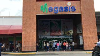 Supermercado Megasis en Caracas