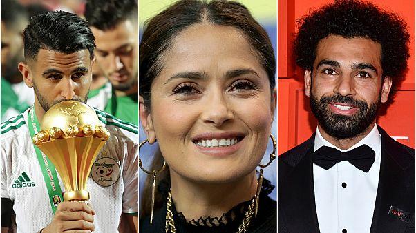 مشاهير رياضة وفنانون يعبرون عن تضامنهم مع لبنان