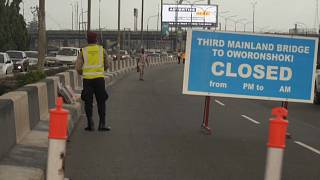 Lagos Bridge Construction  Spells Traffic Nightmare