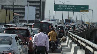 Nigéria : l'économie paralysée à Lagos à cause d'un pont