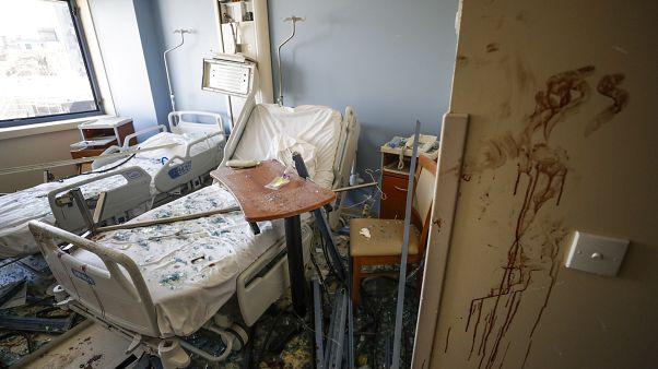 أكثر من نصف مستشفيات بيروت خارج الخدمة
