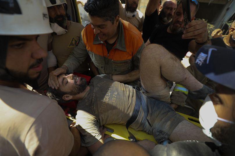 AP / Hassan Ammar