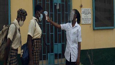 Nigeria Partially Opens Schools for Last-Year Exit Exams