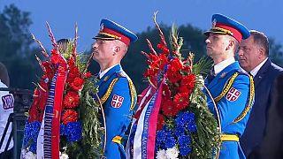 Sérvia assinala 25 anos sobre ofensiva militar croata