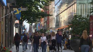 Σουηδία: Χωρίς καραντίνα, πτώση του ΑΕΠ